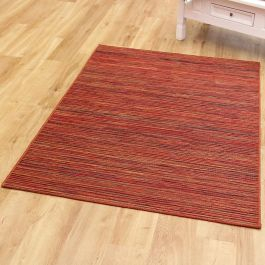 Brighton Rug Sunset Rust