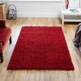 Budget Red Rug