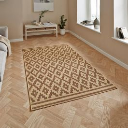 Cottage Natural Brown Rug
