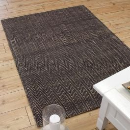 Ives Chocolate Rugs
