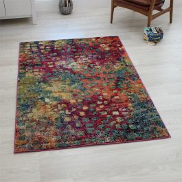 Abstract Colores Rug COL11