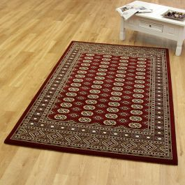 Noble Art Rug Bokhara Ruby
