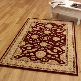Noble Art Rug Burgundy