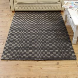 Oska Rugs Charcoal Colour