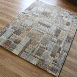 Patch Style Floor Rug 79244