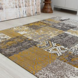 Patchwork Faded Rug RE06