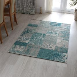 Patchwork Faded Rug RE07