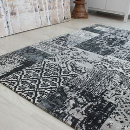 Patchwork Faded Rug RE09