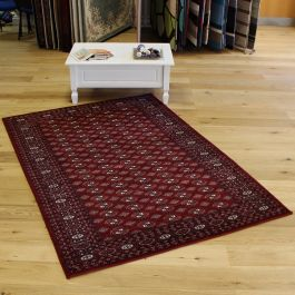 Red Persian Style Rug 537