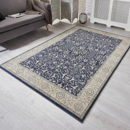 Richmond Rug 1Z Traditional Grey