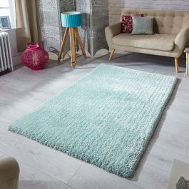 Softness Mint Fluffy Rug
