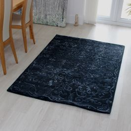 Victoria Floral Rug Midnight