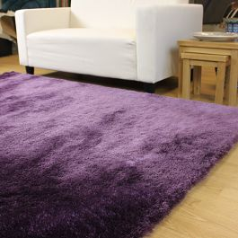 Whisper Purple Rugs Rug