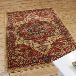 Windsor Rug 10 Red Beige