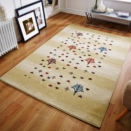Zante 561J Rug Tribal Cream