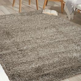 Amore Stone Shaggy Rug
