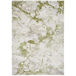 Astral Rug AS08 Green 3D Abstract Style
