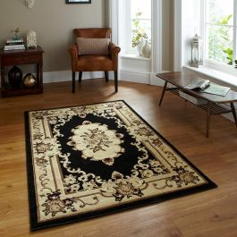Marrakesh Black Rug