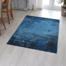 Abstract Faded Rug RE12