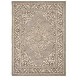 Bronte Traditional Indian Rug Natural