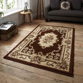 Marrakesh Brown Large Rug