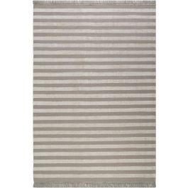 Carpets & Co Noble Stripes Grey-Beige Rug