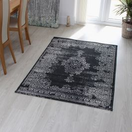 Medallion Faded Rug RE03