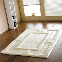 Apollo Ivory Wool Rug