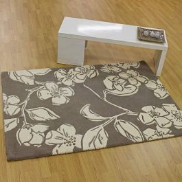 Devore Rug in Taupe