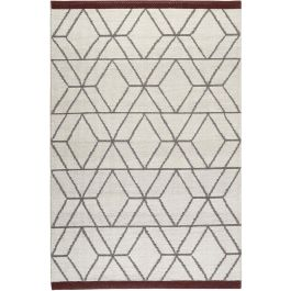 Esprit Hexagon Beige Rug