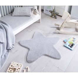 Glisten Star Shaped Rug