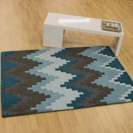 Cuzzo Teal Rug