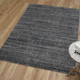 Fusion Rug 0681 Silver Taupe Blue