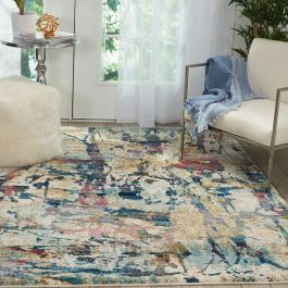 Fusion Rug Cream Multicolour FSS10