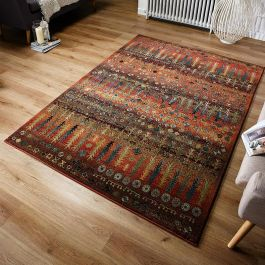 Gabbeh Rug 415C Traditional