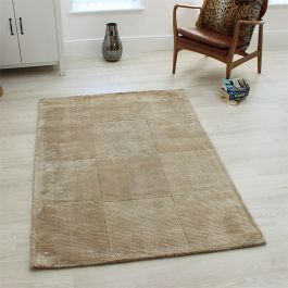Grosvenor Rug Gold Colour