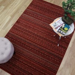 Kashqai Rug Rust Red 4358 300