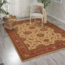 Living Treasures Rug Beige Terra LI04