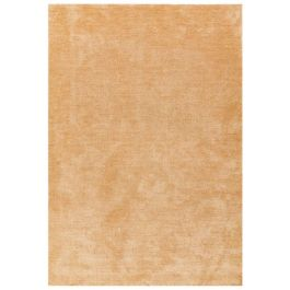 Milo Plain Shimmer Rug Yellow