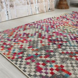 Abstract Colores Rug COL12