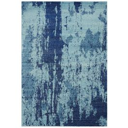 Nova Rug NV16 Painterly Navy