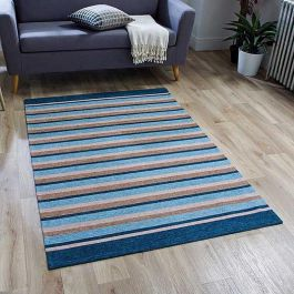 Pacific 176X Rug Blue Stripes