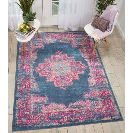 Passion rug PSN03 Blue