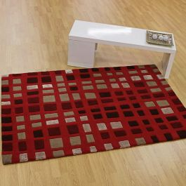 Plaza Red Rug