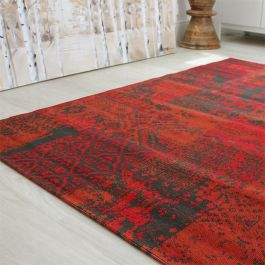 Patchwork Faded Rug RE08