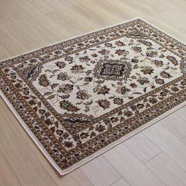 Sherborne Traditional Beige Rugs