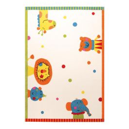 SIGIKID Animal Festival Beige Orange Rug