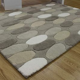 Sofia Natural Matrix Rug