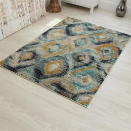 Abstract Colores Rug COL09