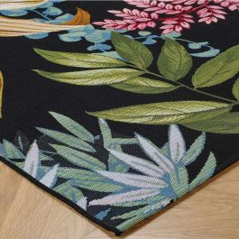 Tropicana Rug with Leopard Print Patterns